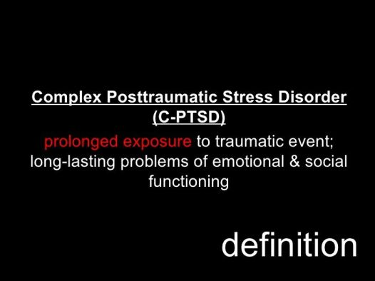 CPTSD definition